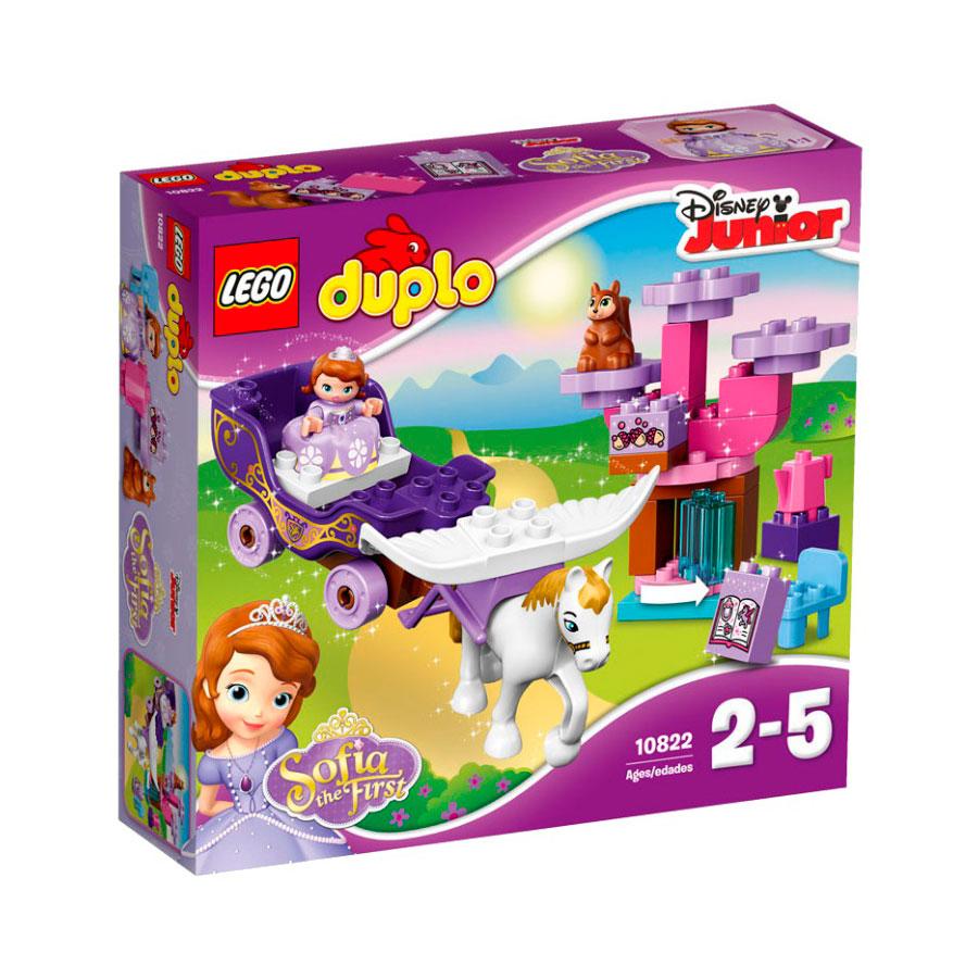 Конструктор LEGO Duplo 10822 Волшебная карета Софии Прекрасной<br>