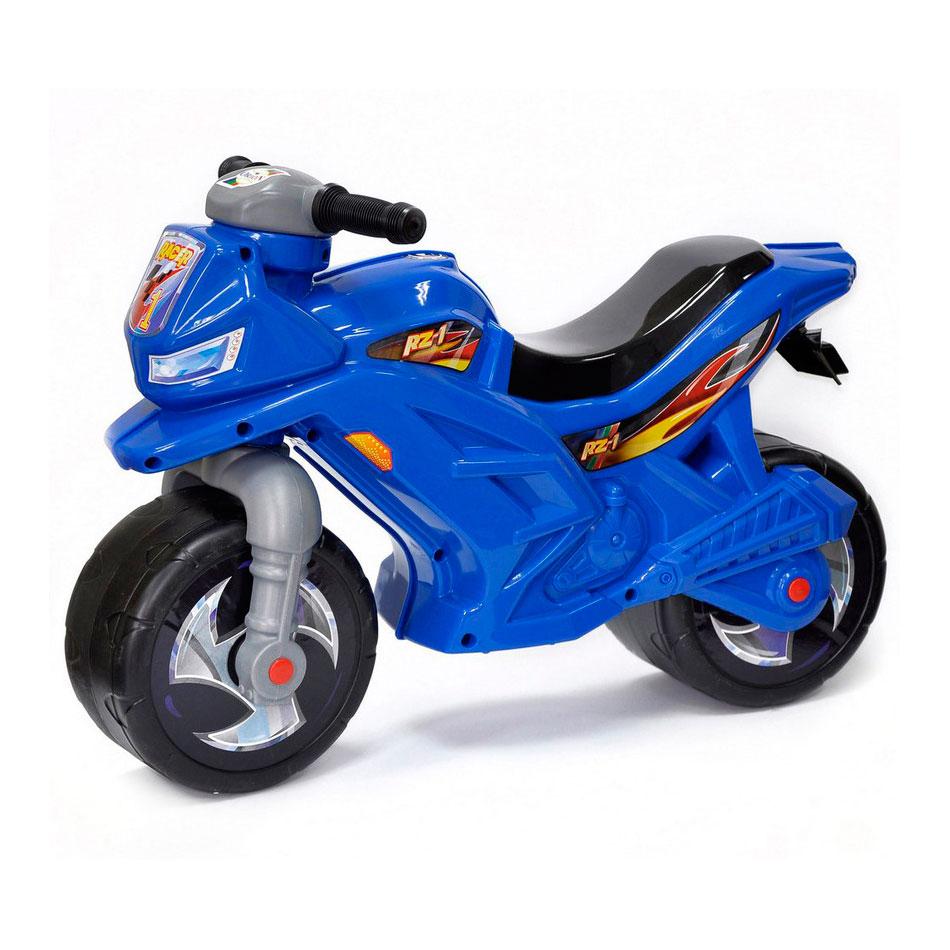 Каталка-беговел RT Racer ОР501 Синяя<br>