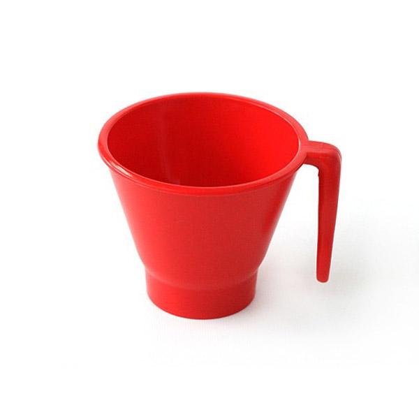 Кружка UINLUI 150 мл (красная)<br>