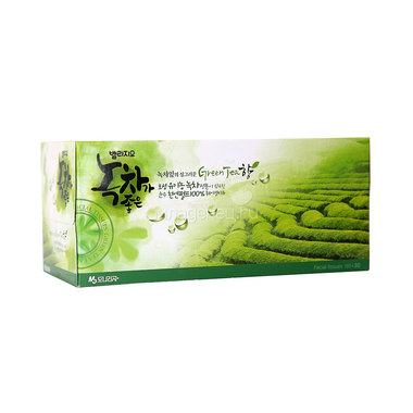 Салфетки для лица Monalisa Bellagio Green Tea 210 шт