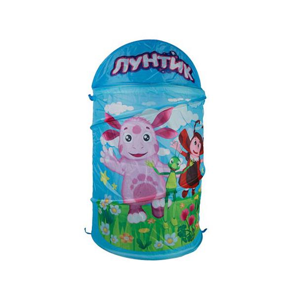 Корзина для игрушек ToyMart Лунтик<br>