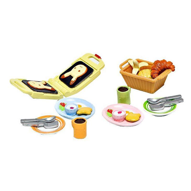 Игровой набор Sylvanian Families Завтрак<br>
