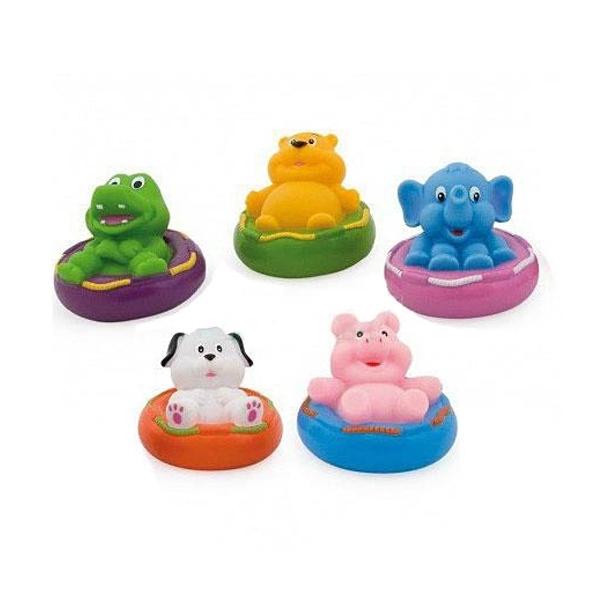 Игрушка для ванны Canpol Babies Зверята с 12 мес.