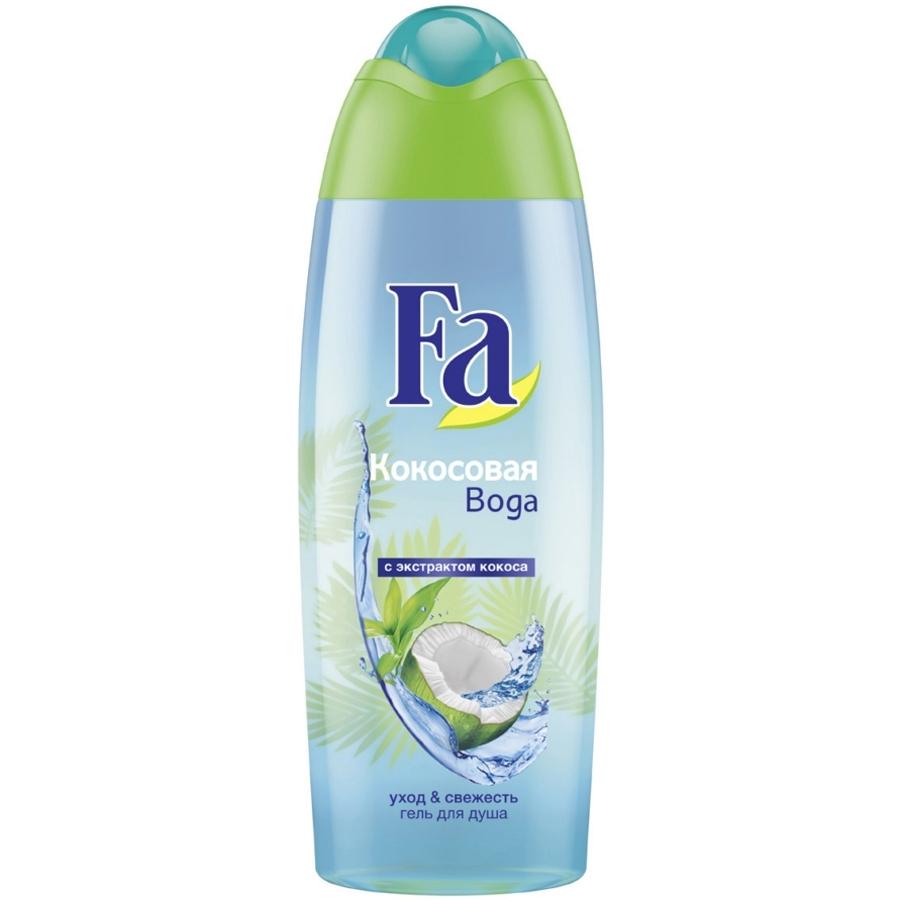 Гель для душа Fa кокосовая вода<br>