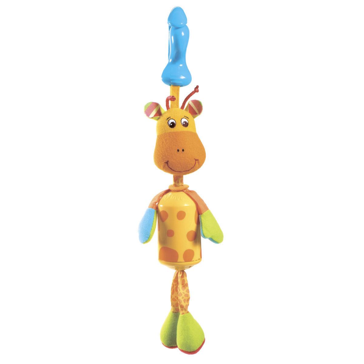 Подвески Tiny Love Жираф Самсон с 0 мес. (подвеска-колокольчик)<br>