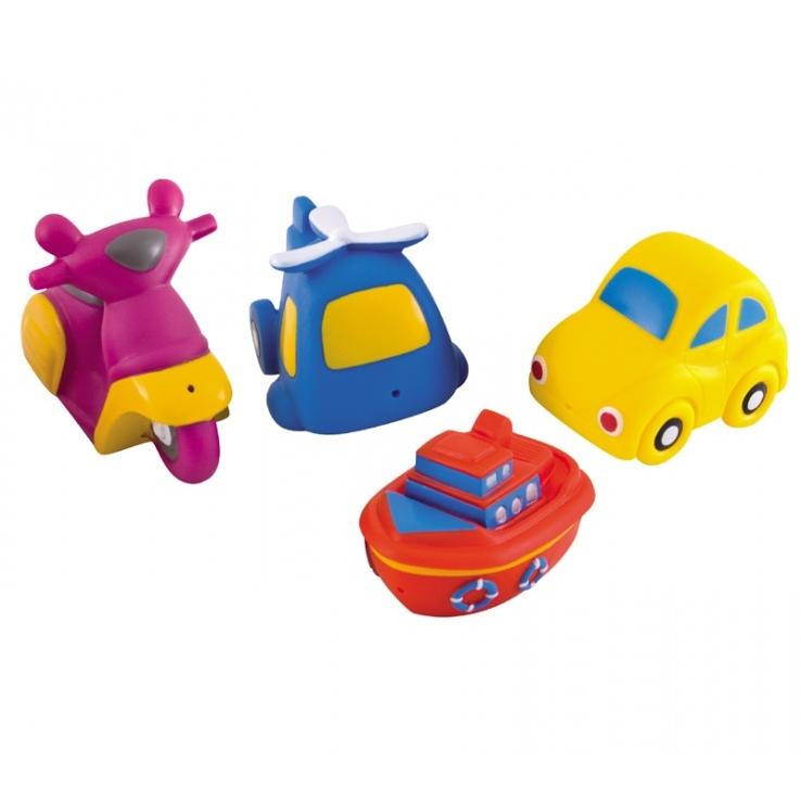 Игрушка для ванны Canpol Babies Транспорт<br>