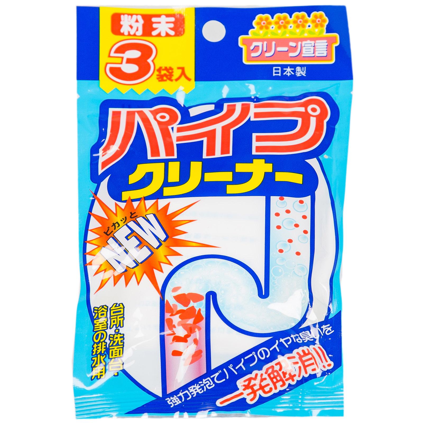 Средство для чистки труб Nagara 20 гр х 3 пакетика<br>