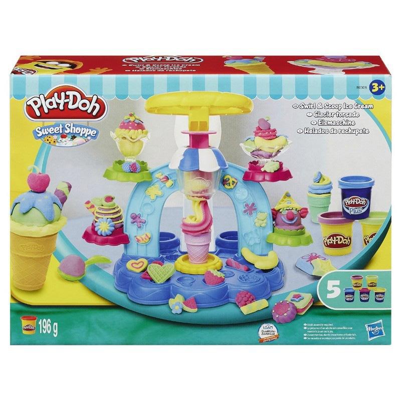 Игровой набор Play-Doh Фабрика мороженного<br>