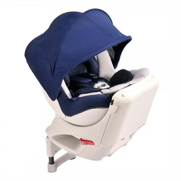 Автокресло Carmate Kurutto NT2 Premium Синее<br>