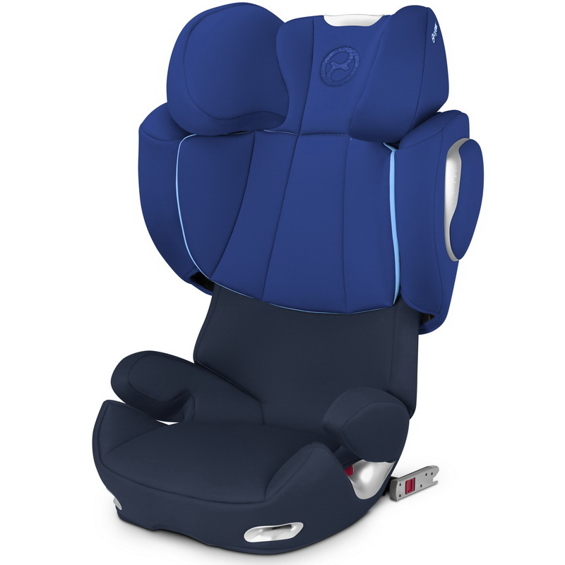 Автокресло Cybex Solution Q2-Fix Royal Blue<br>