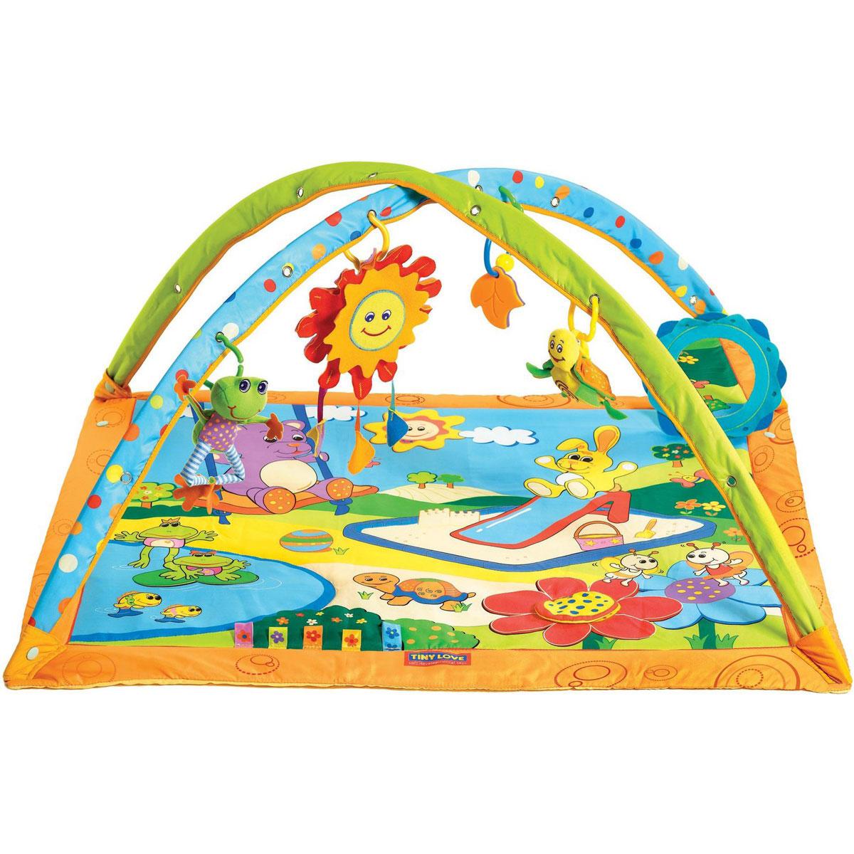Развивающий коврик Tiny Love Солнечный денек с 0 мес.<br>