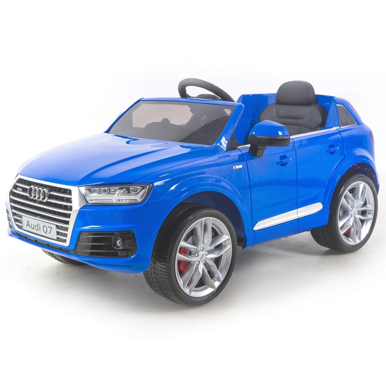 Электромобиль Toyland  Audi Q7 Синий<br>