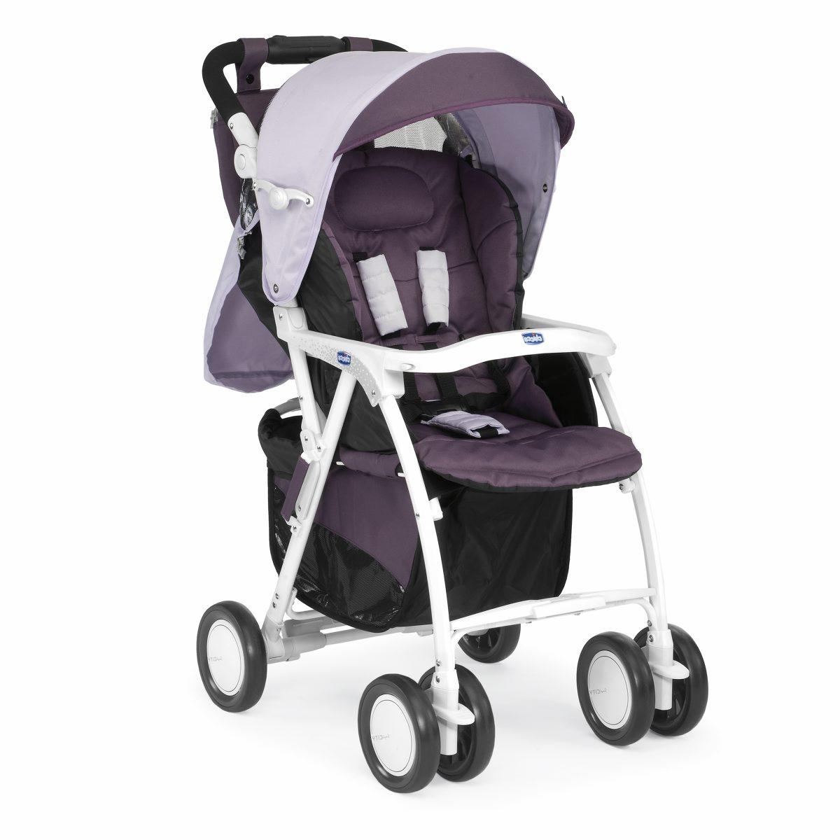 Коляска Chicco Simplicity Top Stroller morgana<br>