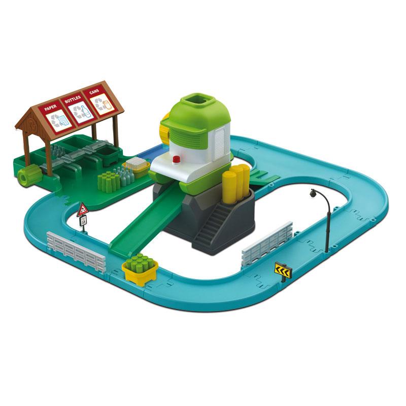 Развивающая игрушка Silverlit Перерабатывающая станция (с 3 лет)<br>