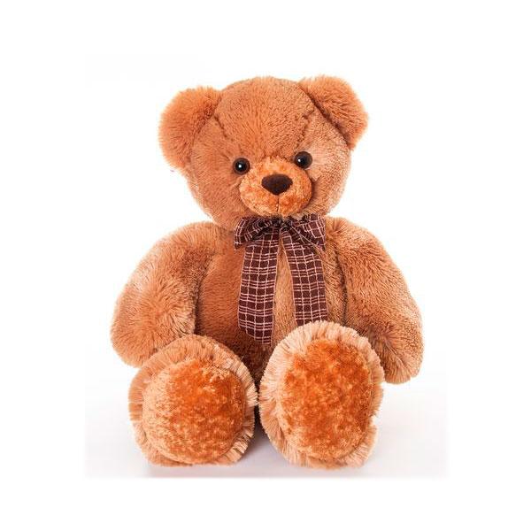 Мягкая игрушка AURORA Медведь с бантом 69 см<br>