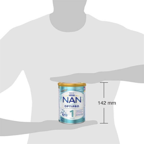 �������� ����� Nestle NAN Premium OPTIPRO 400 �� �1 (� 0 ���)