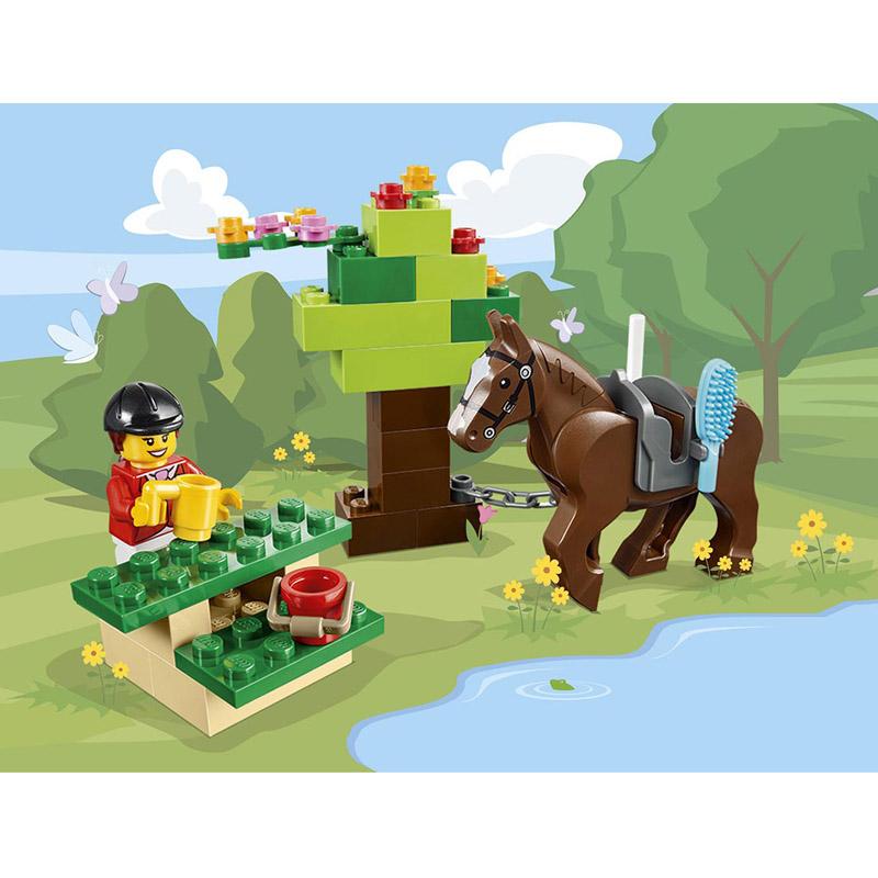 Конструктор LEGO Junior 10674 Пони на ферме