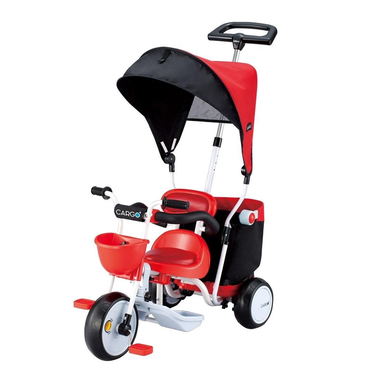 Велосипед Ides Cargo Plus Красный<br>