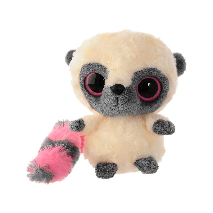 Мягкая игрушка AURORA Юху и друзья Юху розовый 12см<br>
