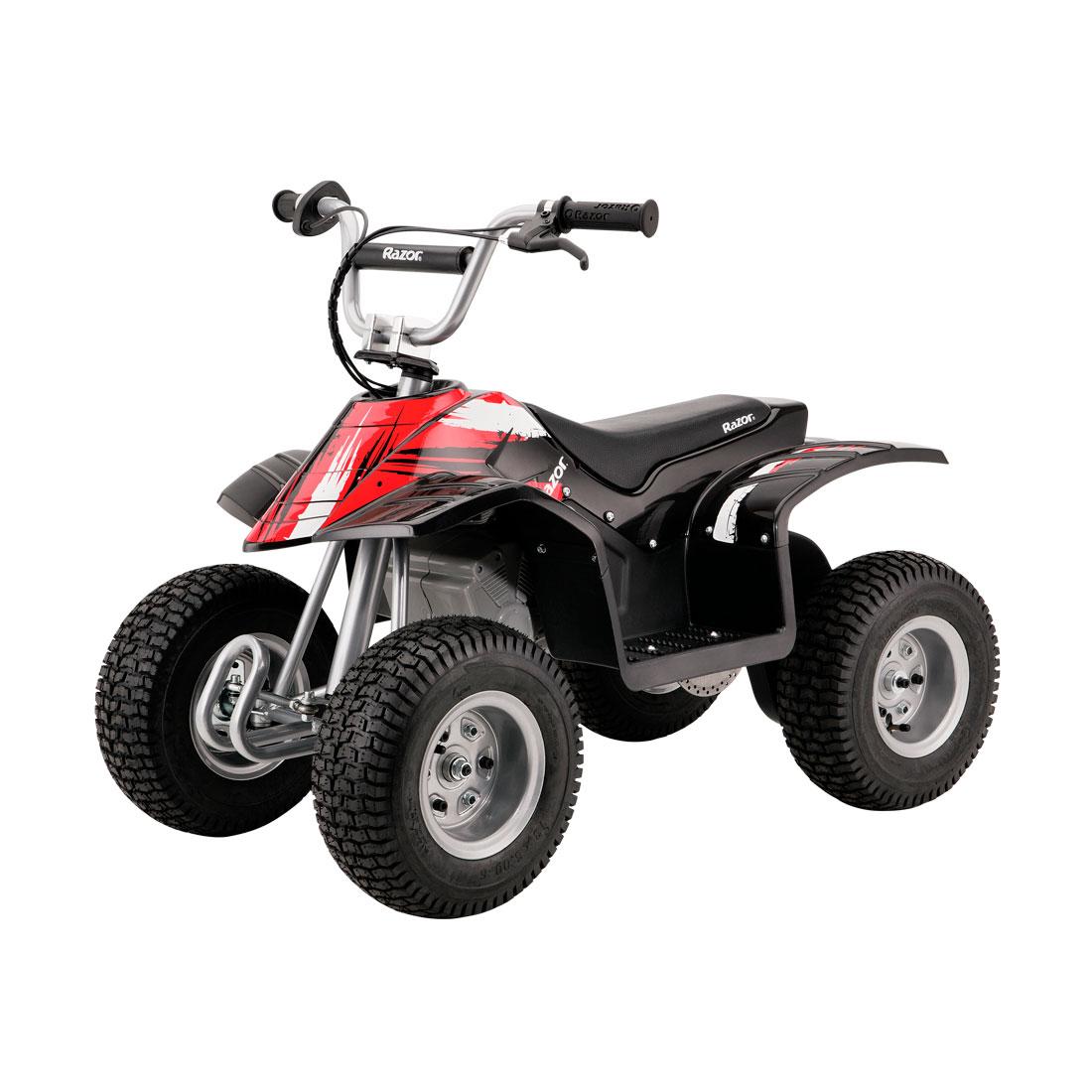 Электроквадроцикл для детей и подростков Razor Dirt Quad<br>
