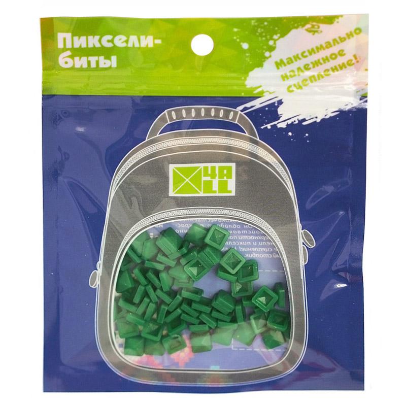Цветные биты 4all B32 KIDS 80 штук (14 Темно-зеленый)<br>