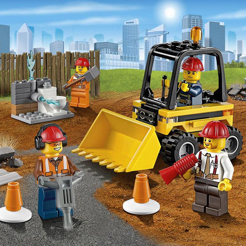 ����������� LEGO City 60072 ����� ��� ���������� ������������ �������