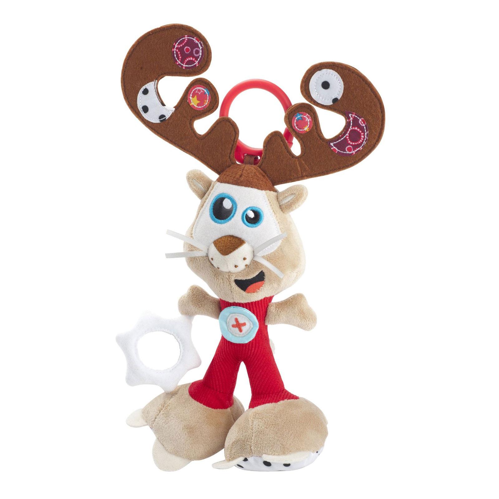 Развивающая игрушка Baby Moov reindeer-северный олень