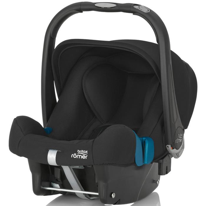 Автокресло Britax Romer Baby-Safe Plus SHR II Cosmos Black Trendline<br>