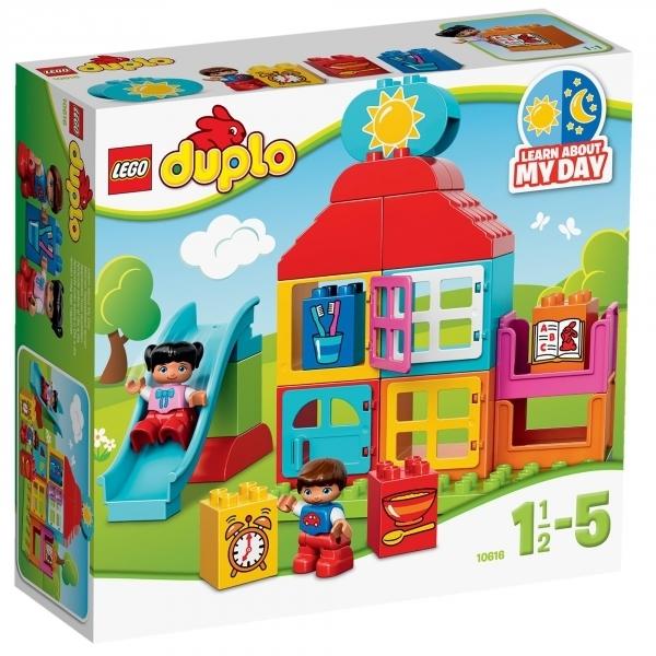 Конструктор LEGO Duplo 10616 Мой первый игровой домик<br>