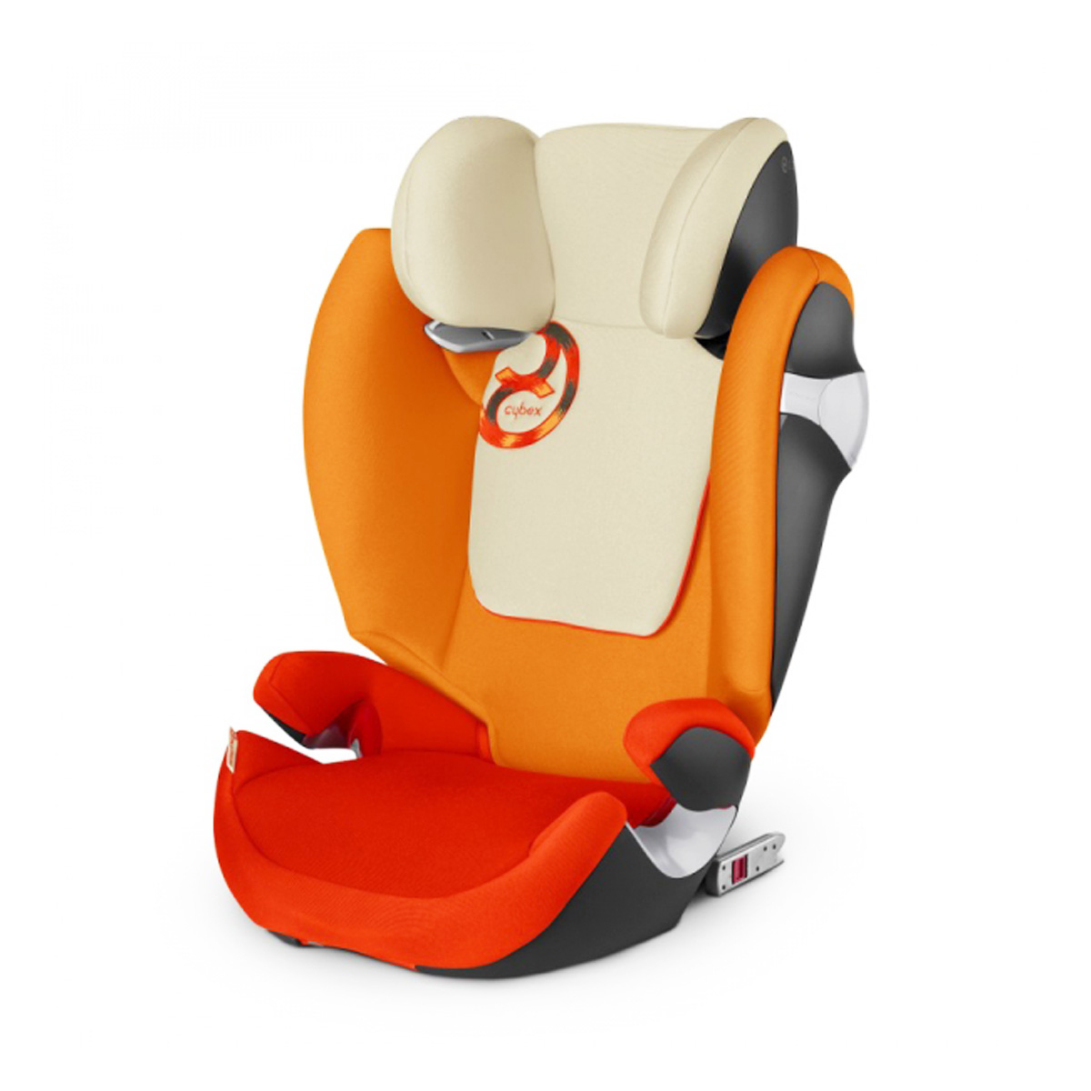Автокресло Cybex Solution M-Fix Autumn Gold<br>