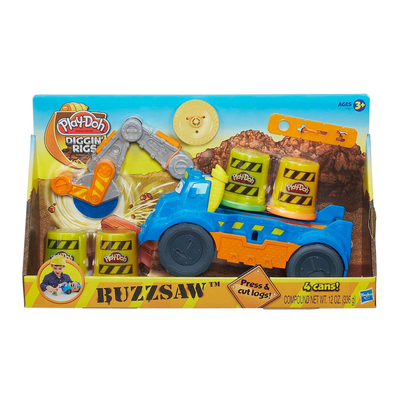 Игровой набор Play-Doh Весёлая Пила<br>