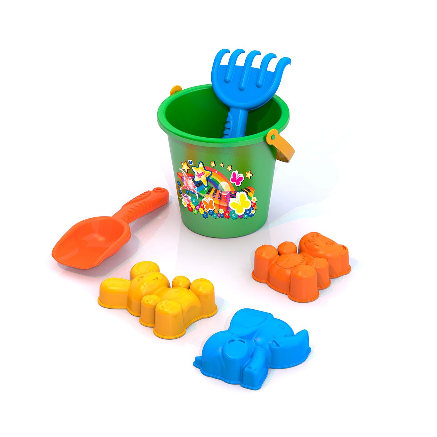 Игрушки для песочницы НОРДПЛАСТ Набор для песка №91<br>