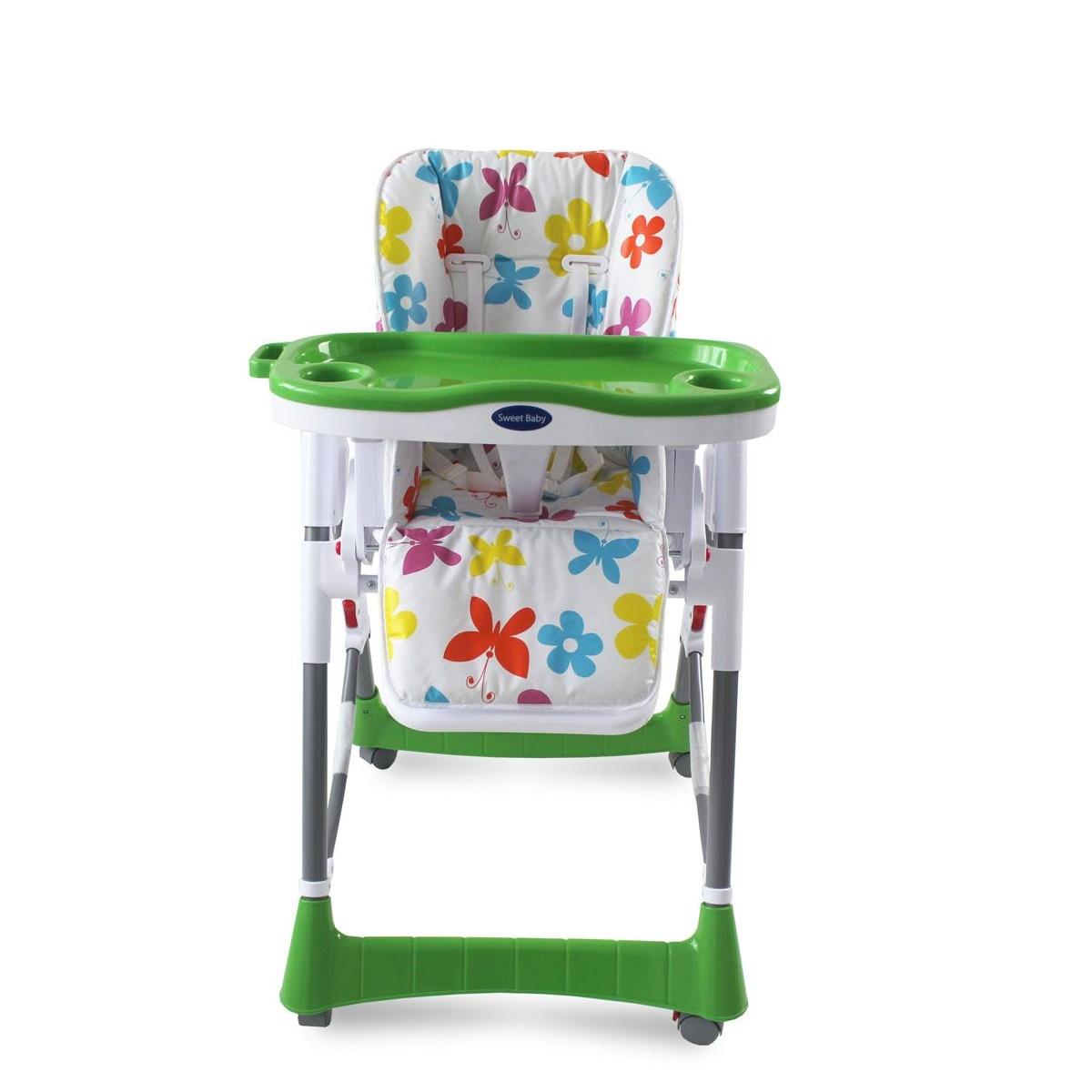 Стульчик для кормления Sweet Baby Viola Verde<br>