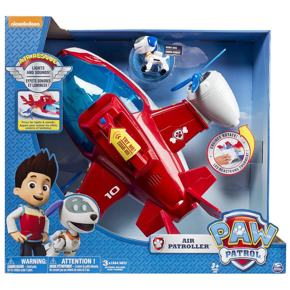 Игрушка Paw Patrol Самолет спасателей<br>