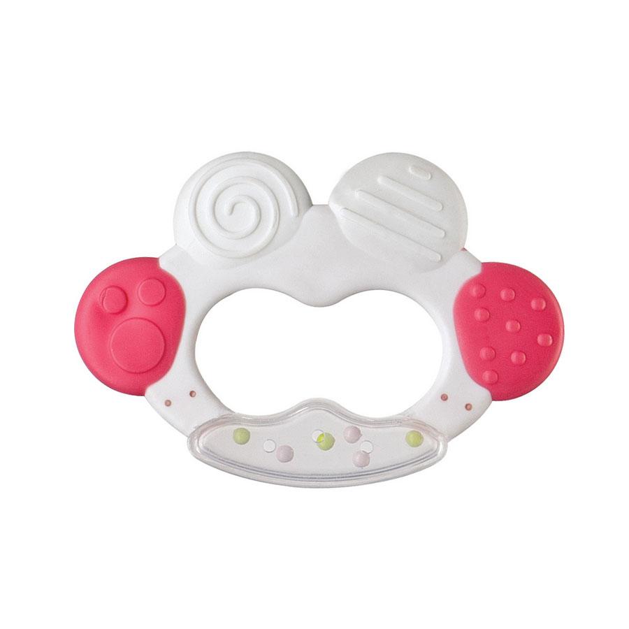 ������������� Happy Baby Teether Rattle � 3-� ���.