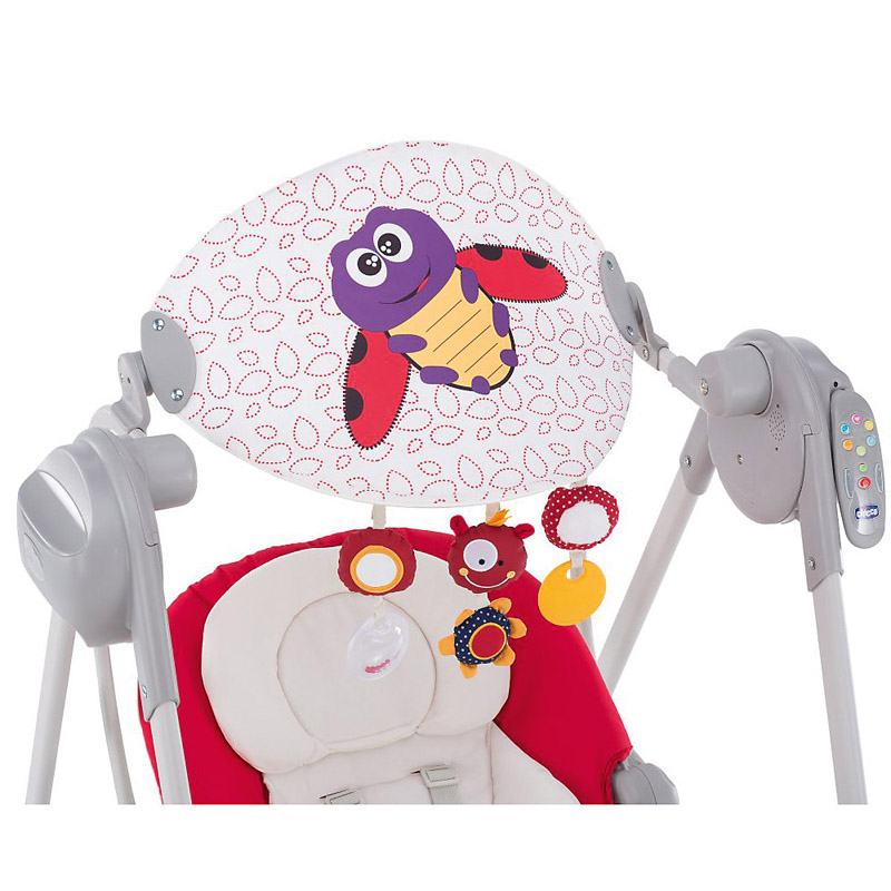 ������������� Chicco Polly Swing Up Paprika