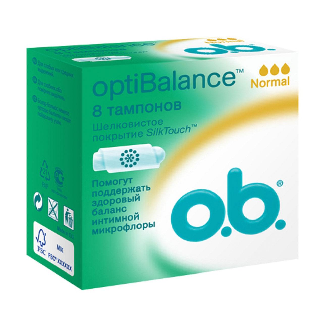 ������� o.b. optiBalance ������ 8 ��