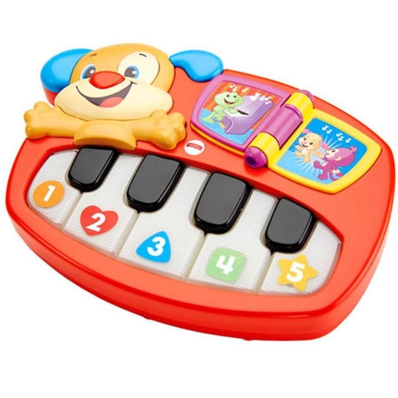 Пианино Fisher Price Пианино щенок русская версия<br>