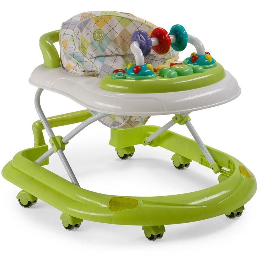 Ходунки Happy baby Smiley V2 Green<br>