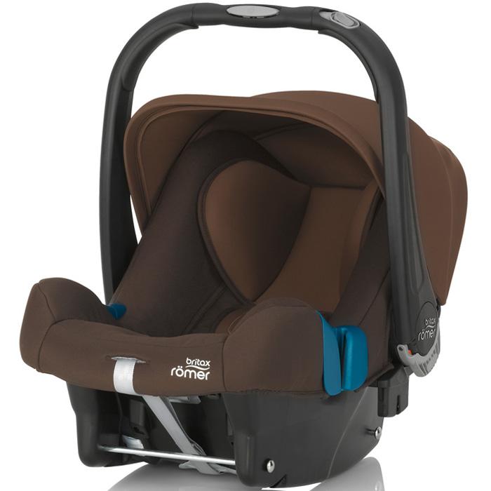 Автокресло Britax Romer Baby-Safe Plus SHR II Wood Brown Trendline<br>