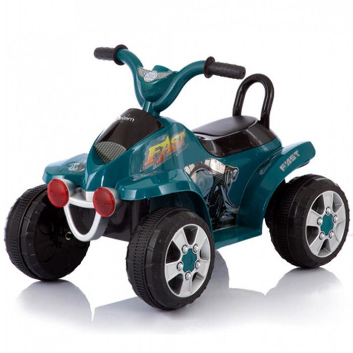 Электромобиль-квадроцикл Jetem Fast Dark Blue<br>
