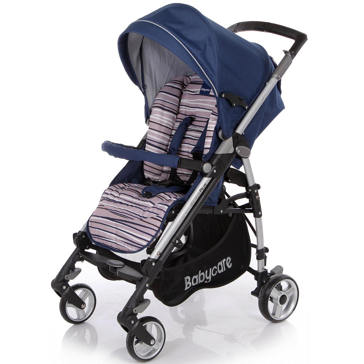 Коляска трость Baby Care GT4 Plus Blue<br>