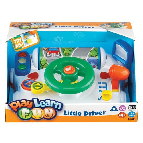 Развивающая игрушка Keenway Маленький водитель<br>