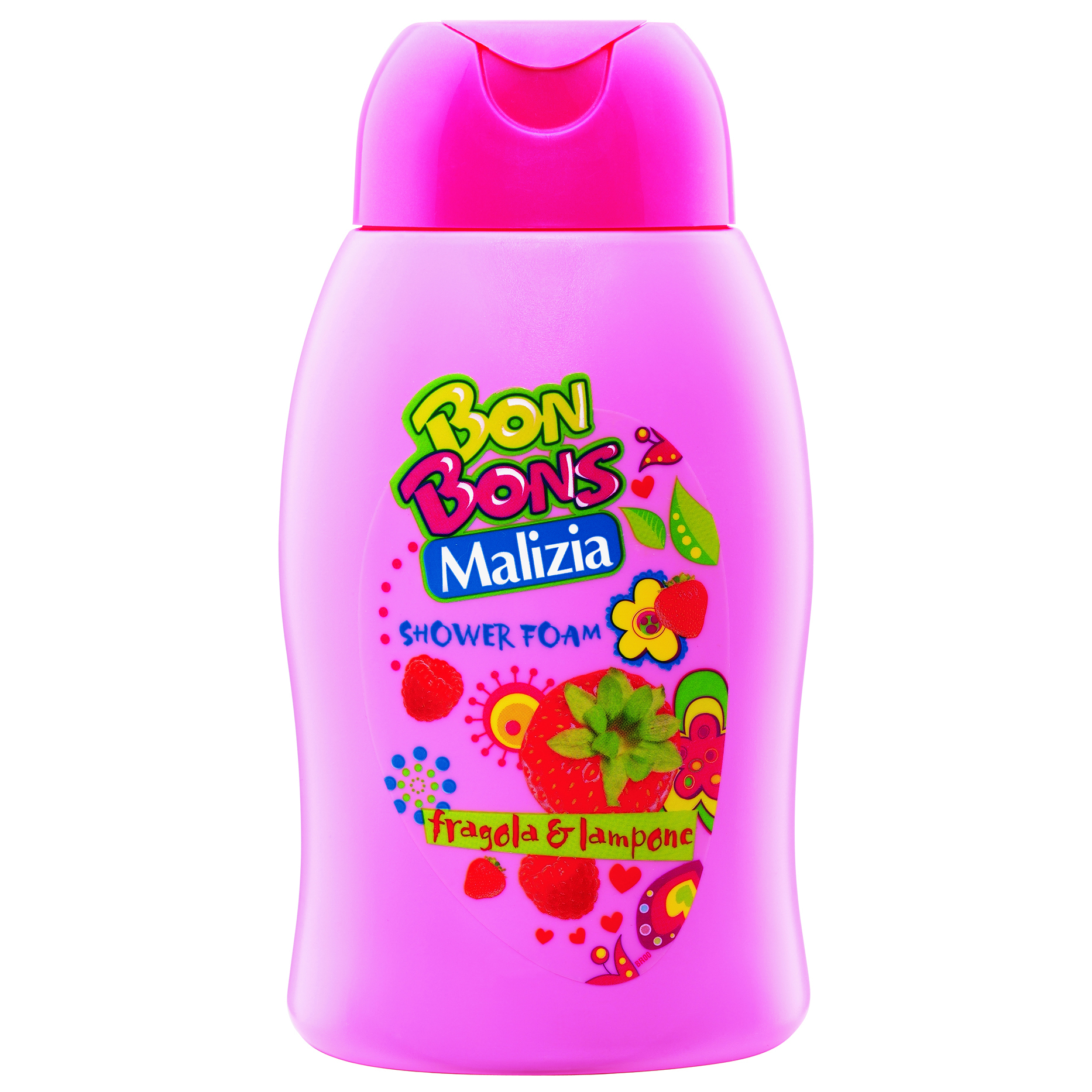 ���� ��� ���� Malizia Bon Bons Stawberry and Raspberry 250 ��