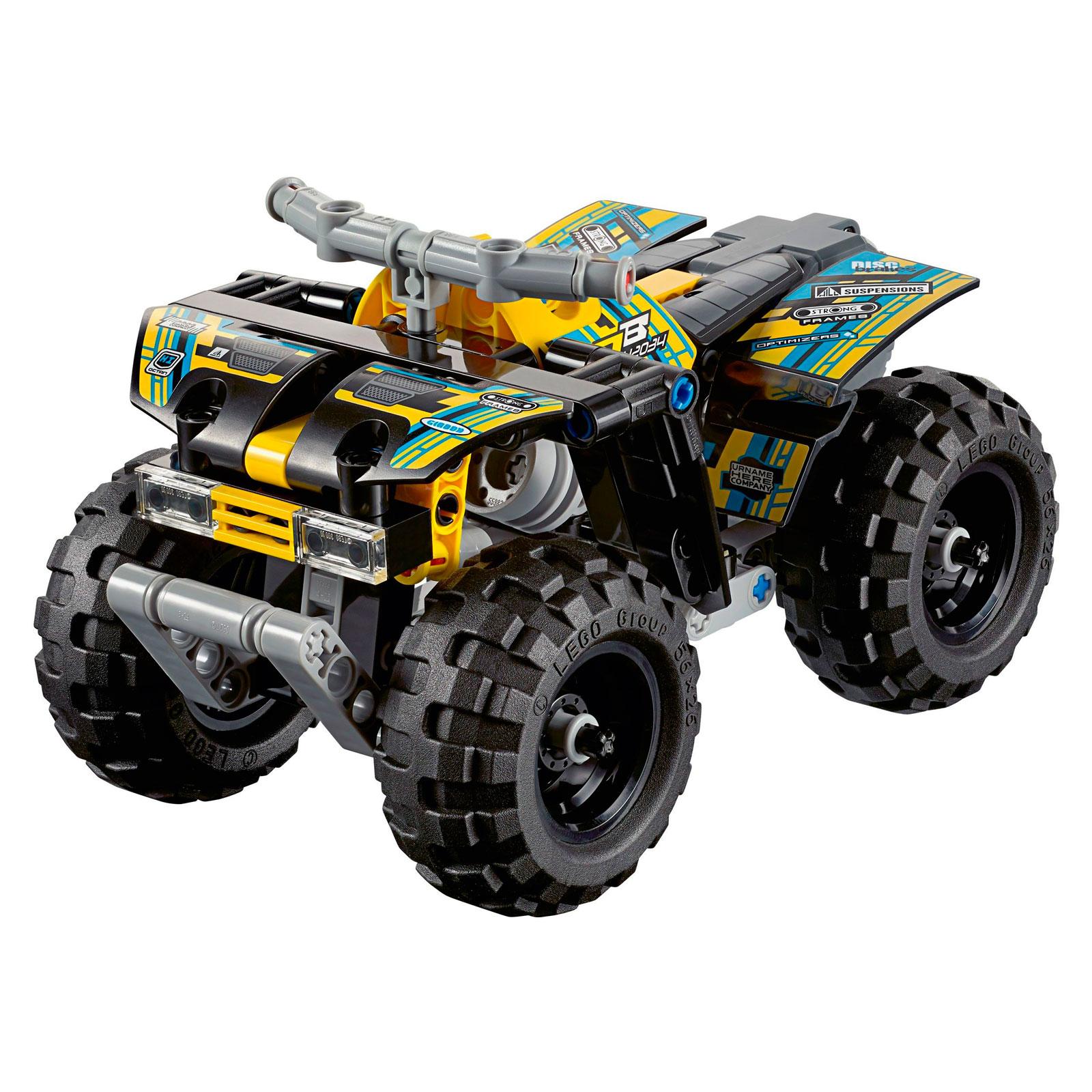 Конструктор LEGO Technic 42034 Квадроцикл<br>