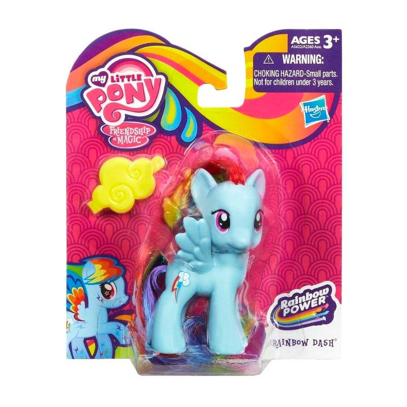 Игровой набор My Little Pony Рейнбоу Дэш с аксессуаром<br>