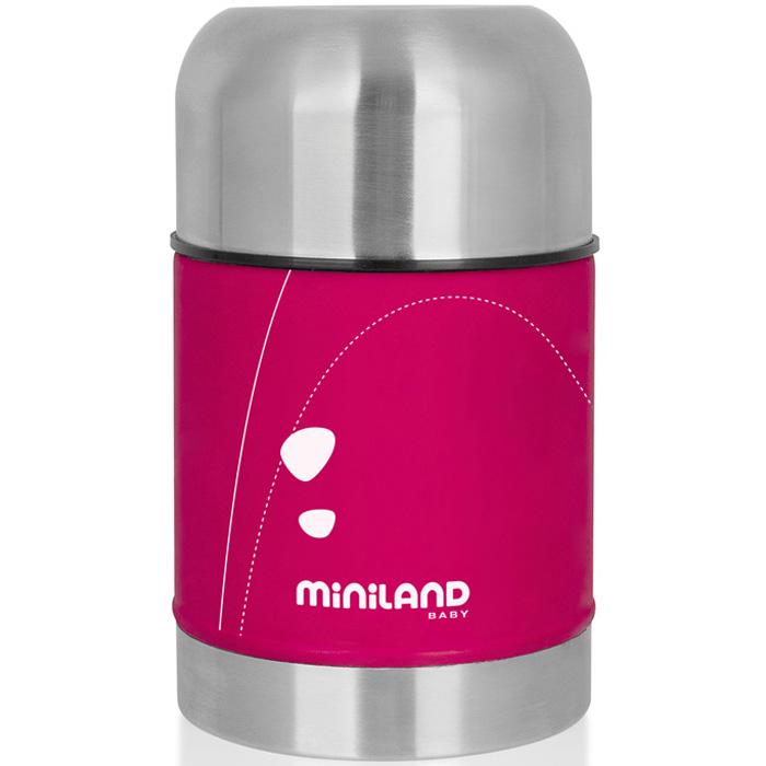 Термос Miniland Для детского питания (розовый)<br>