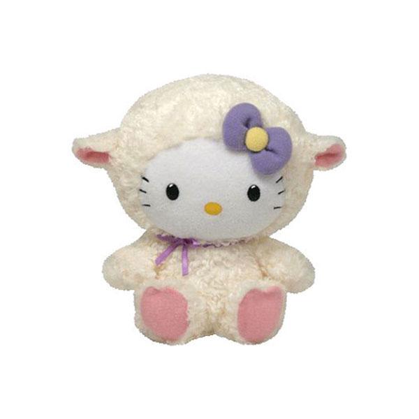 Мягкая игрушка Hello Kitty в костюме овечки от Младенец.ru