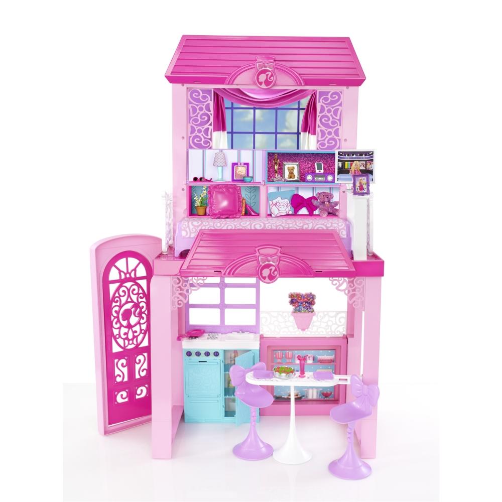 Игровой набор Barbie дом с куклой<br>