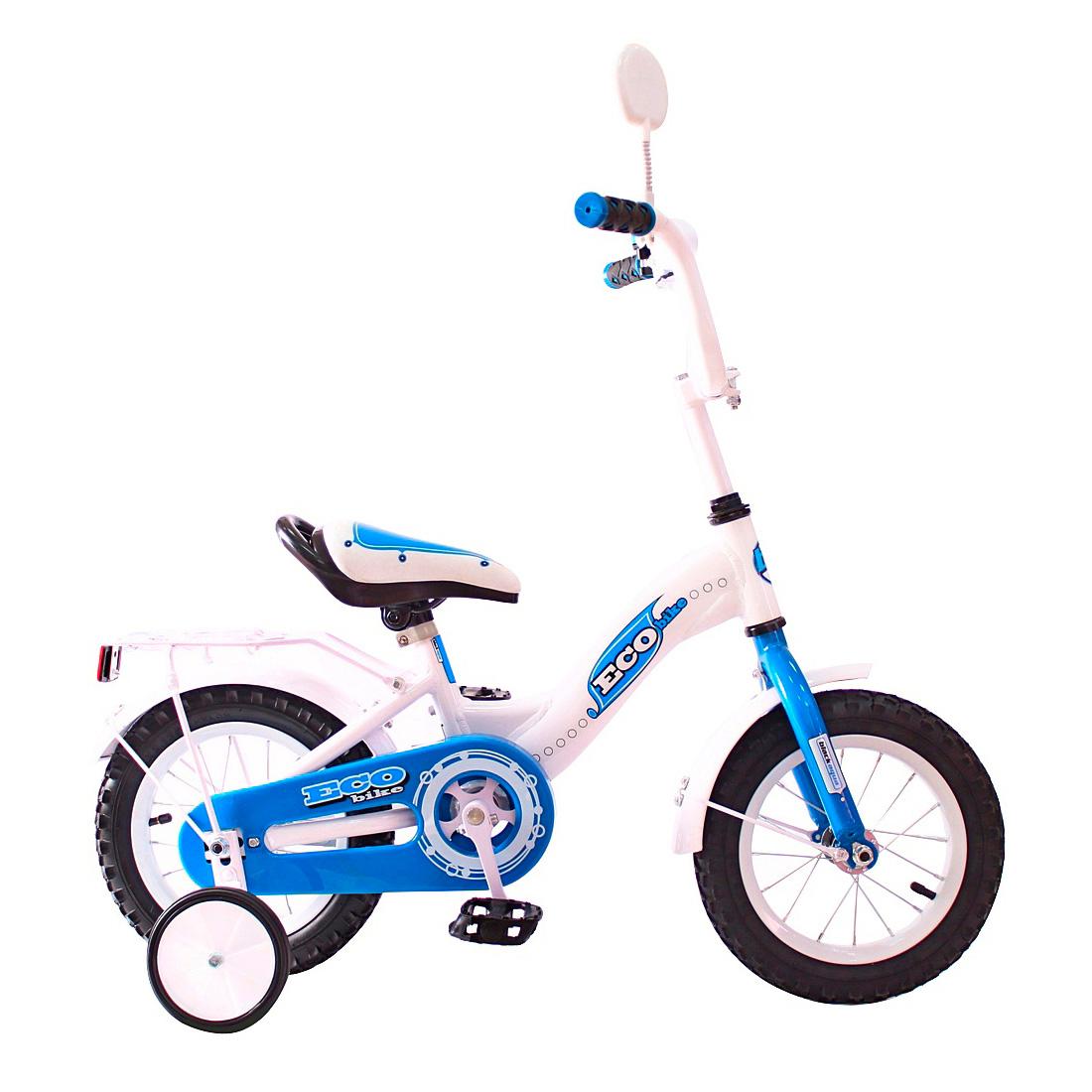 Велосипед двухколесный RT Aluminium BA Ecobike 12 KG1221 Голубой<br>